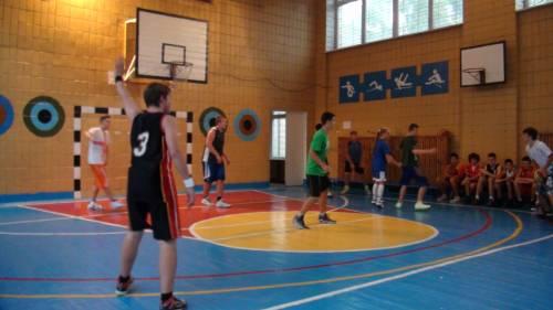 тренировки баскетбол киев