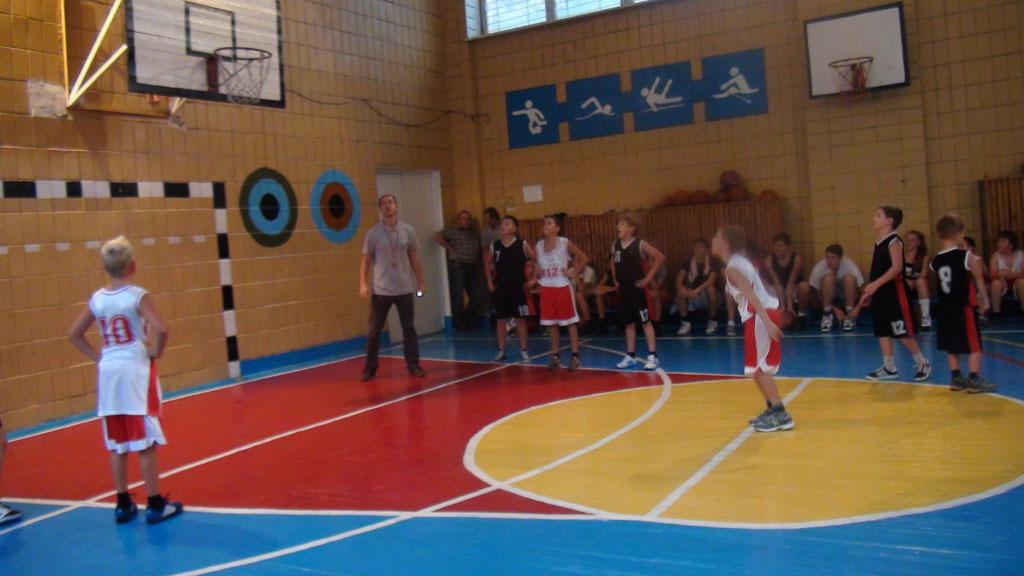баскетбольная школа в киеве