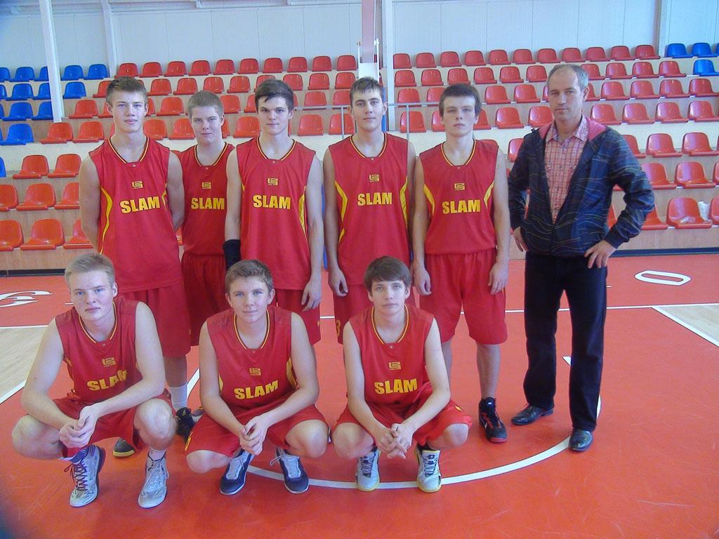 секция кружок баскетбол киев