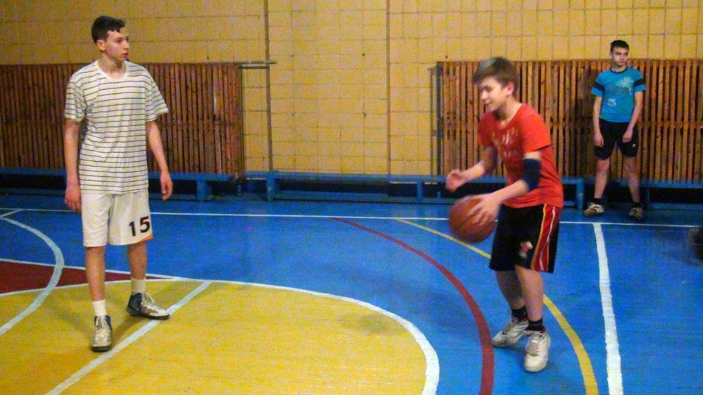 набор в баскетбольную школу киев