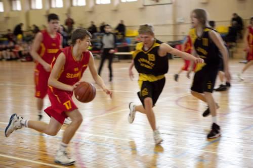 школа баскетбола в киеве