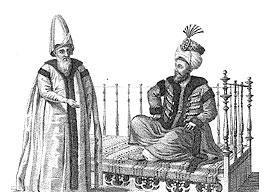 визирь и султан