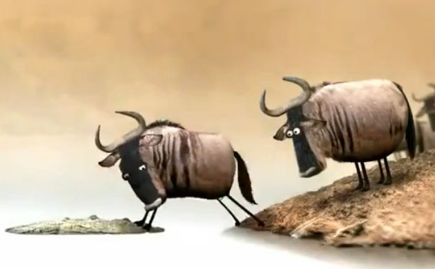мультфильм про быков